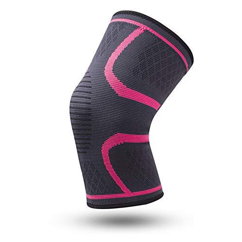 Kniebandage, Knieschoner, Kniestützer für Meniskusriss, Arthritis, ACL-Verletzung, Gelenkkrankheiten, Laufen, Wandern, Joggen, Sport, Volleyball, Crossfit