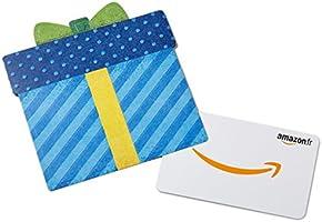 Carte cadeau Amazon.fr -30 - Dans un Étui paquet cadeau