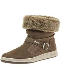 Chaussures Asics Meriki marron fille