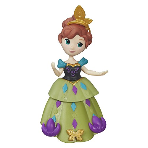 Disney Frozen Little Kingdom Anna Coronation Outfit by Disney Frozen (Mix-outfits Little)