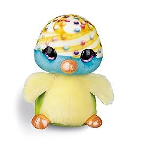 NICI- Candy Pájaro Cremelli, Peluche (41843)