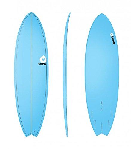 Torq Surfboard TET 6.6 Fish