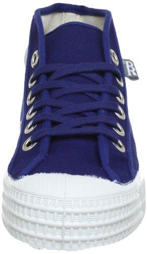 Ruby Brown 3306, Baskets mode femme Bleu (Navy 084)