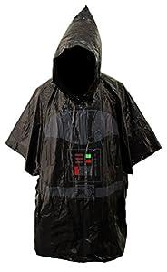 Star Wars - Accesorio para disfraz de adulto Darth Vader unisex a partir de 18 años (PP2257SW) - Poncho Darth Vader