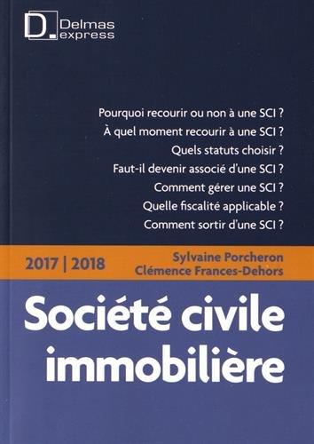 Socit civile immobilire : Mode d'emploi