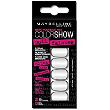 Gemey Maybelline Faux Ongles Adhésifs Color Show - 01 Ink Lined