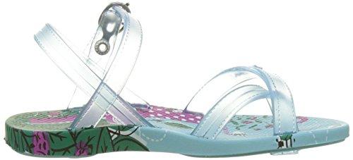 Ipanema Fashion Sand Iv Kids, Sandales Bride Cheville Fille Bleu (Blue)