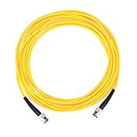 FTTH Fiber Optic Patch Cord ST-ST 3 Meters Single Mode 9/125 Simplex Jumper Cable Optic Connector Equipment