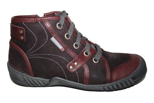 Juge-chaussures 62.5011.1220 bottines fille Rouge - Bordo (quarz)