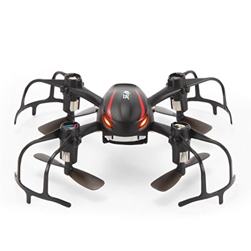 GizmoVine-MJX-Mini-Quadcopter-Black-Spider-X902-24GHz-6-AXIS-Helicopter-RC-Drone-with-3D-Roll-Function-for-Beginner