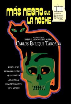 Mas Negro Que La Noche (Blacker Than the Night) [NTSC/REGION 1 & 4 DVD. Import-Latin America]
