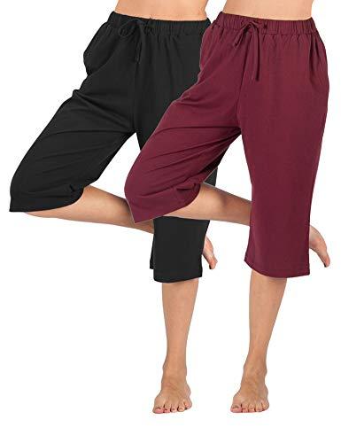WEWINK CUKOO 1/2 Piezas de Pijama para Mujer