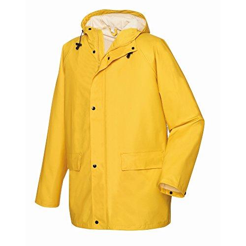 SafetyMore Regen-Jacke mit