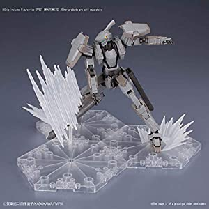 Bandai-304593 Gundam Model Kit de Montaje, Multicolor, 30459