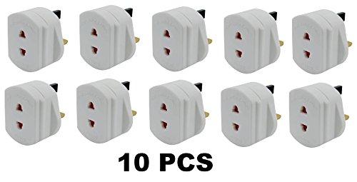 Rasierpinsel Adapter Plug UK Standard Rasiersteckdose Netzstecker Adapter