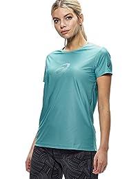 Asics Essentials Graphic Women's Course à Pied T-Shirt - AW16