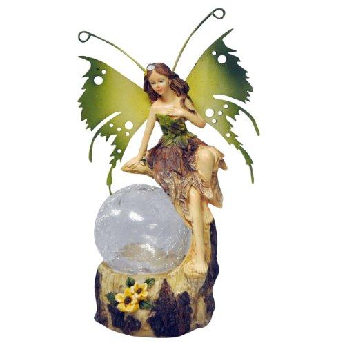 (Kingfisher slfairy3klein Solar Fairy Garden Licht Dekoration–mehrfarbig)