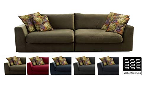 CAVADORE Big Sofa