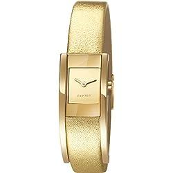 Esprit Lacey ES107352003 Women's Analogue Quartz Watch with Leather Strap