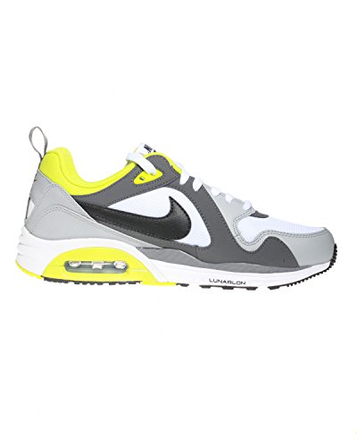 Baskets Air Max Trax blanc/noir-brun gris-wlf grey
