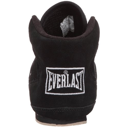 Everlast - Lo Top 8000B, Scarpe da pugilato Nero (Noir)