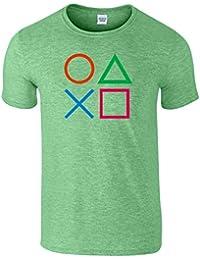 Play Station Frauen Der Männer Damen Unisex T Shirt