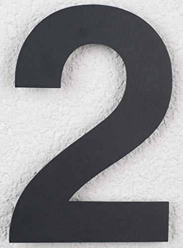 Hausnummern Creativgravur Elegantes