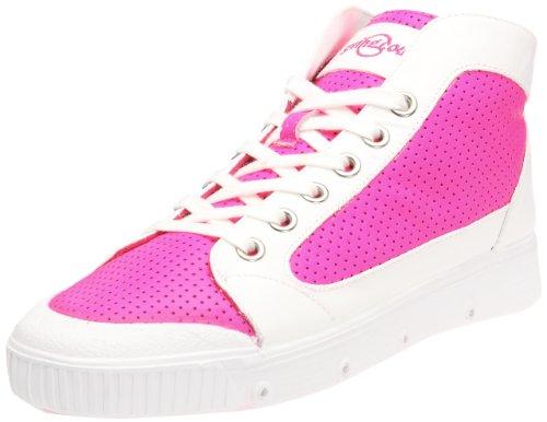 Springcourt - Sneaker K B Db Xz04 02_Rose (Rose/Blanc) Uomo, Rosa (Rose (Rose/Blanc Fox Blanc)), 43