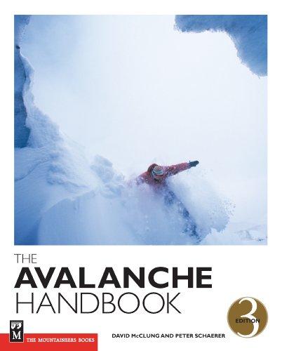 The Avalanche Handbook por David McClung