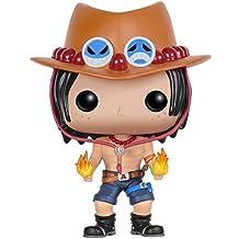 Funko - Figurine One Piece - Portgas D. Ace Pop 10cm - 0849803063580