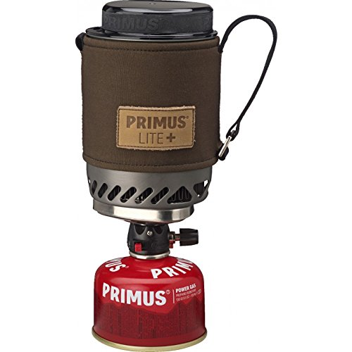 Primus mit Piezozündung: ja