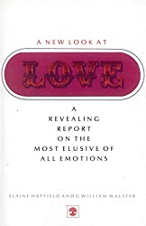 [(A New Look at Love)] [By (author) Elaine Hatfield ] published on (December, 1985)