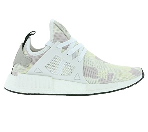 Adidas Originals NMD XR1 Duck Camo, ftwr white-ftwr white-core black Weiß