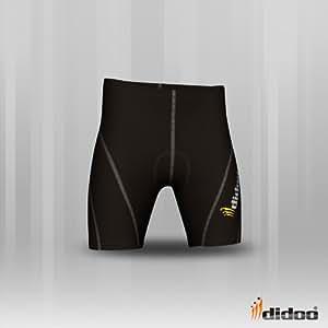 mens Cycling Shorts gel padding bike pants body Armour skin tight nicker