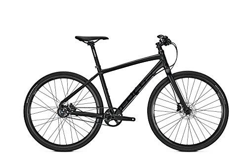 Focus Planet Urban Bike 2018 (S/42cm, Magicblack/Black matt)
