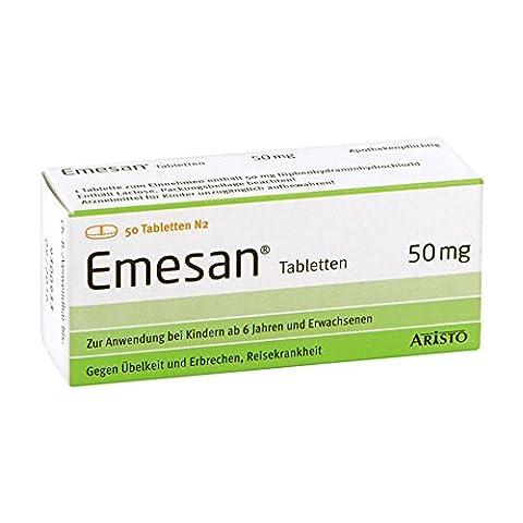 Emesan Tabletten, 50 St.