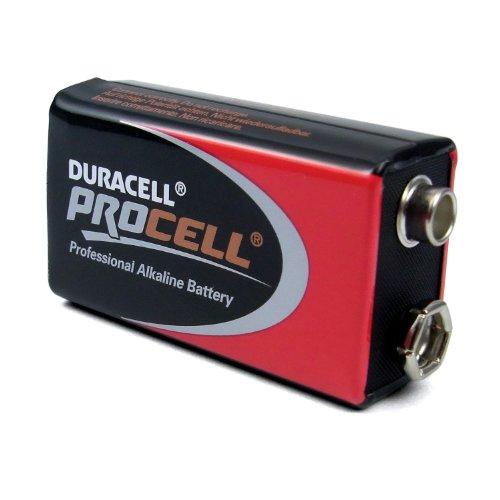 Duracell Industrial Batterie 9V Procell 9v-batterie