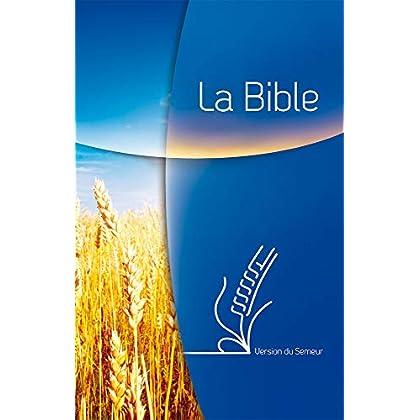 La Bible version du Semeur, couverture souple illustrée