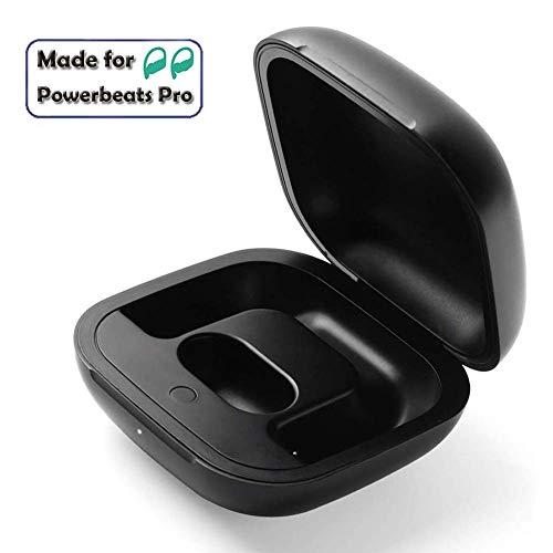 Lopnord Boîtier de Charge pour Powerbeats Pro, avec Bluetooth Bouton Synchronisation, Compatible avec Casque Bluetooth Power Beats Pro (Juste Boîtier de Charge) Charge Complète 4 Fois