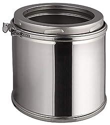 130mm rg-vertrieb Ofenrohr Knie Winkel Bogen 45/° mit T/ür Stahlrohr Abgasrohr Senotherm Schwarz 2mm Heizung Rauchrohrbogen