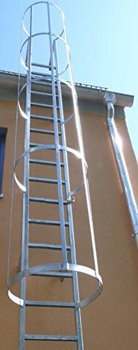 Feuchtgruber Prospekt für Feuerleitern, Rettungsleitern,Brandleiter, Notfallleiter
