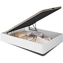 Mueble Canape Abatible, Subida A Domicilio, con Base tapizada, Varias Medidas, ref