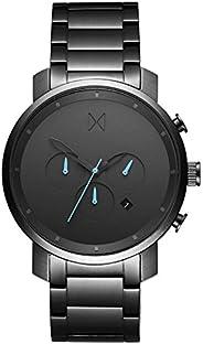 MVMT Men's Gunmetal Dial Ionic Plated Gunmetal steel Watch - D-MC0