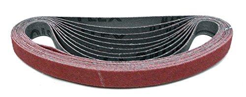 Klingspor CS 310 XF Schleifband | 10 x 330 mm | 10 Stück | Körnung: P120 (71957)