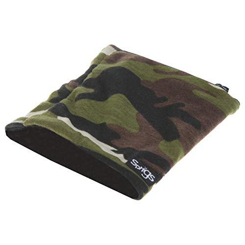 Earbags Unisex Handgelenktasche Banjees, Schwarz Camouflage, Banjees10726