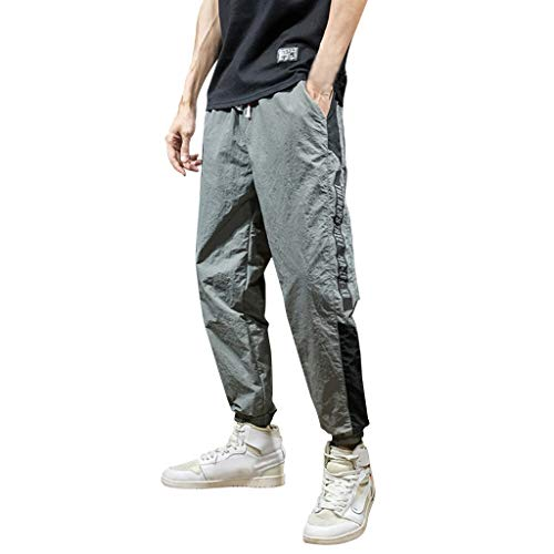 Pantaloni Uomo Lavoro,Pantaloni Uomo Estivi Leggeri Cotone,Pantaloncini Uomo Running,Pantaloncini Uomo Fitness,