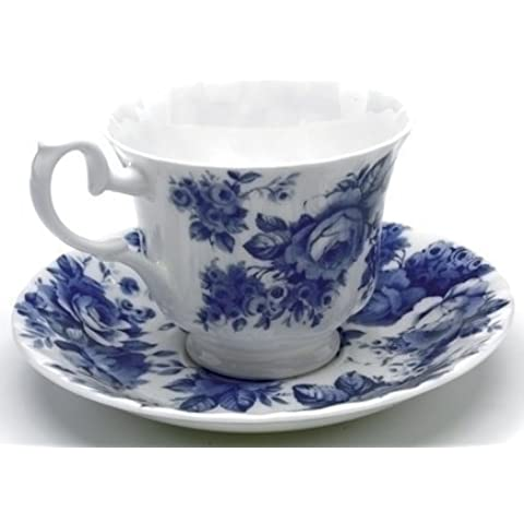 Inglese chintz Teacup e
