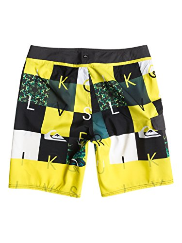 Quiksilver Herren Boardshorts Checkmate 19 M Checkmate Sulphur Spring