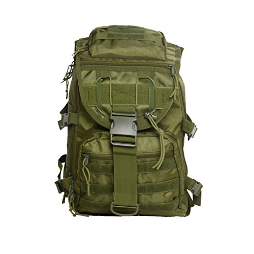 Mefly Gli Sport Outdoor Zaini Campeggio Zaini Alpinismo Borse Tactical Camouflage Computer Sport Jungle Digital Army green