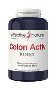 Colon Activ - Natürliche Darmsanierung - 240 Kapseln